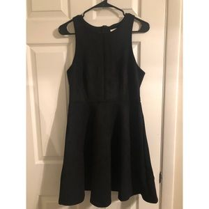 Francesca's little black dress size medium